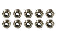 Team Magic 2.6mm Lock Nut (10)