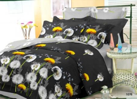 9847 Полуторное постельное белье ранфорс Viluta, фото 2