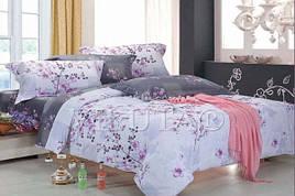 9813 Полуторное постельное белье ранфорс Viluta