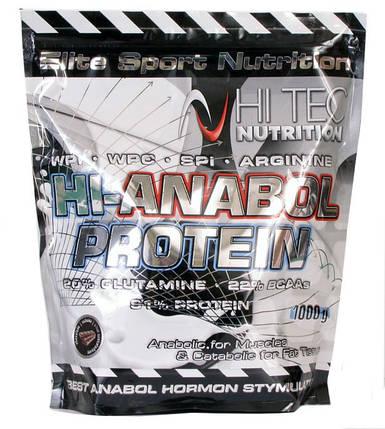 Gdzie mogę kupić ponadczasowy design oficjalny sklep Протеїн Hi-Tec Hi Anabol Protein 1000 грам