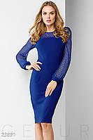 Выразительное коктейльное платье Gepur 23891, фото 1