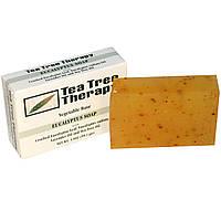 Мыло эвкалиптовое, Soap, Tea Tree Therapy, 99,2 гр.