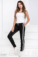 Спортивные брюки с лампасами Gepur 24590