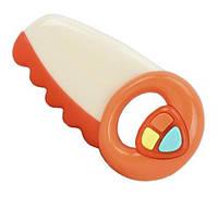 Музыкальная развивающая игрушка 8010-4A (T524-D6176) пила, свет, звук, мелодии, хедер, упак15*4,5*25 см