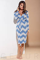Мягкий трикотажный халат Gepur 24962