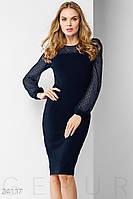 Выразительное коктейльное платье Gepur 24117, фото 1