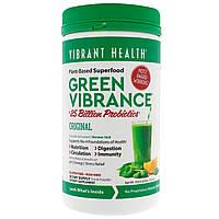 Суперфуд, Green Vibrance, Vibrant Health, 363 г