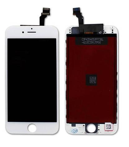 LCD экран+тачскрин Tina iPhone 6 ААА, фото 2