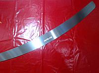 Накладка на задний бампер TOYOTA RAV4 06-10 г.в.