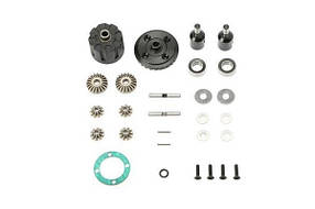 Team Magic Complete Differential Kit (F/R)