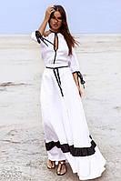 Уникальный костюм Sadovskaya Gepur 24153
