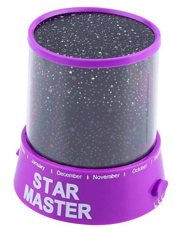 Ночник проектор звёздного неба Star Master, фото 2