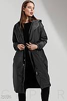 Удлиненная куртка-ветровка Gepur 25936