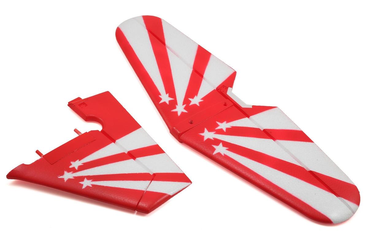 Хвостовое оперение самолёта VolantexRC Super Decathlon 1400мм (V-7475-03)