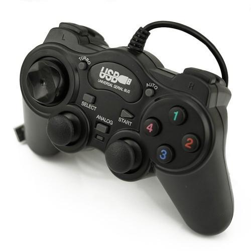 Беспроводной геймпад DJ-EW800 + USB радио 2.4G | Беспроводной джойстик | Джойстик игровой