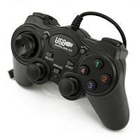 Беспроводной геймпад DJ-EW800 + USB радио 2.4G | Беспроводной джойстик | Джойстик игровой, фото 1