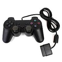 Проводной геймпад PS2, фото 1