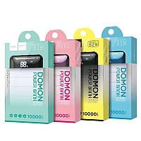 Портативное зарядное устройство Power Bank HOCO 10000Ah Domon B29, фото 1