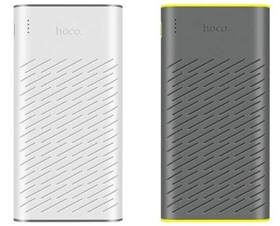 Портативное зарядное устройство Power Bank HOCO 30000mAh Rege B31A