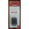 Батарея NB-1LH для фотоаппарата Canon