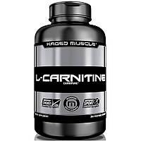 KagedMuscle, L-карнитин, 250 капсул в растительной оболочке