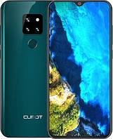 Смартфон Cubot P30 (green) 3 основных камеры (4/64Гб) оригинал - гарантия!
