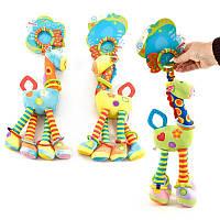 Игрушки для малышей, Погремушки, прорезователи, неваляшки Оригинал