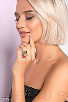 Кольцо с подвесками Gepur 27245