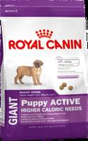 Сухой корм для собак Royal Canin Giant Puppy  1 кг д/щенков гигант. пород  2-8 мес.