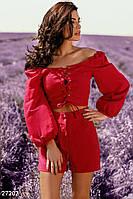 Костюм с блузой Gepur 27207