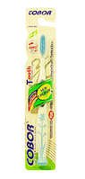 Зубная щетка Cobor, мягкая (1шт.), фото 1
