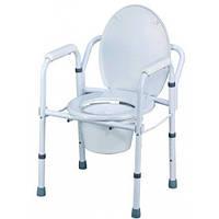 Кресло-туалет Nova складной, арт. A8700AA Стул туалет