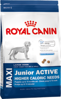 Сухой корм для собак Royal Canin Maxi Junior  Active  4 кг д/щенков крупн. пород от 2 мес. до 15 мес.
