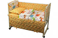 Комплект постельного белья Руно бежевый 977.137 Jungle