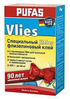 Клей для обоев PUFAS для флизелиновых обоев Юбилейный 500 г