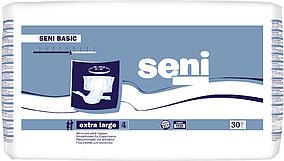 Підгузники для дорослих Seni Basic Extra Large (30шт.)