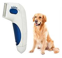 Расчески для животных | Электрическая расческа от блох для собак и котов Flea Doctor, фото 1