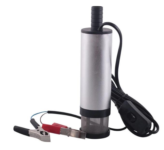 Насос электрический для перекачки дизельного топлива 12V