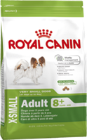 Сухой корм для собак Royal Canin Mini  XSMALL Adult 8+   1,5кг