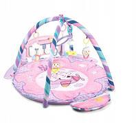 Развивающие коврики для малышей   Детский развивающий музыкальный коврик Piano Fitness Rackhe розовый