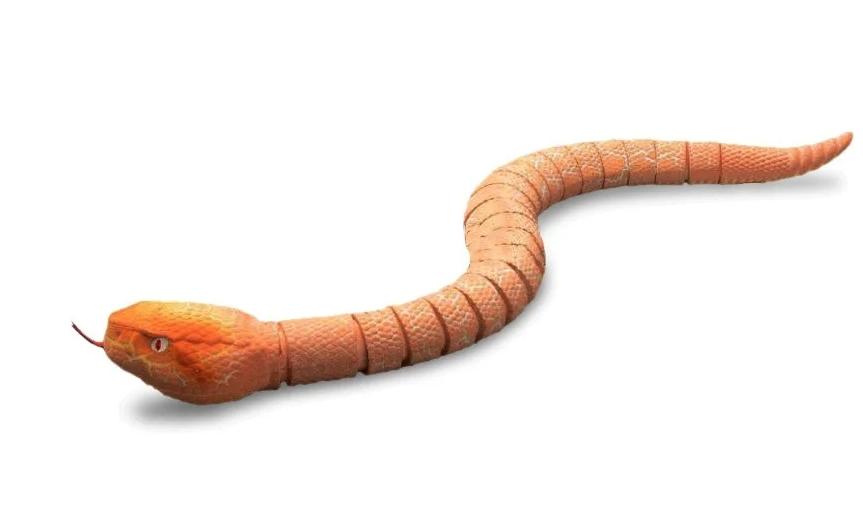 Змея с пультом управления ZF Rattle Snake