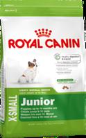 Сухой корм для собак Royal Canin Mini  XSMALL Junior  1,5 кг