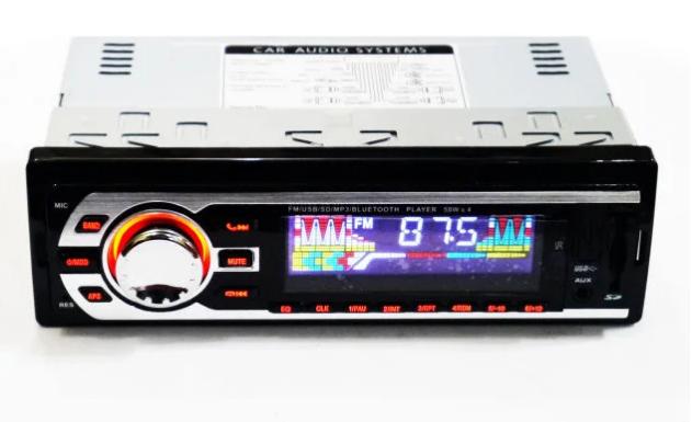 Автомагнитола MP3 690U ISO + BT