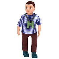 Кукла LORI мальчик Салливан 15 см (LO31110Z)