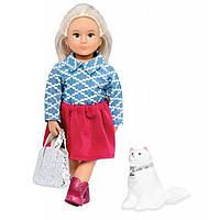 Кукла LORI Кайденс и кошка Кики 15 см (LO31053Z)