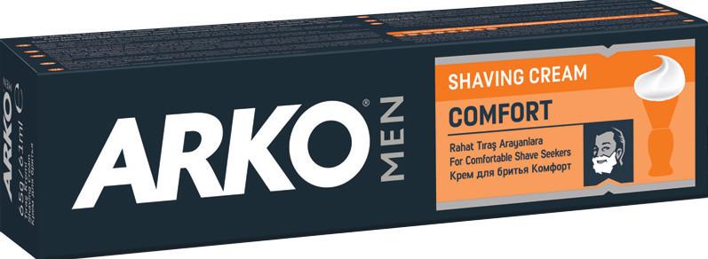 Крем для гоління ARKO Comfort (65г.)