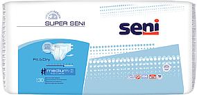 Подгузники для взрослых Seni Super Medium (30шт.)