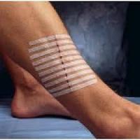 Пластырный кожный шов с усиливающими волокнами Стери-Стрип 3М (Steri-Strip,США)