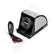 Колонка Bluetooth-Power Bank AKEKIO BT-A1 5000mAh (беспроводная зарядка) черная