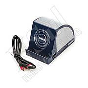 Колонка Bluetooth-Power Bank AKEKIO BT-A1 5000mAh (беспроводная зарядка) синяя